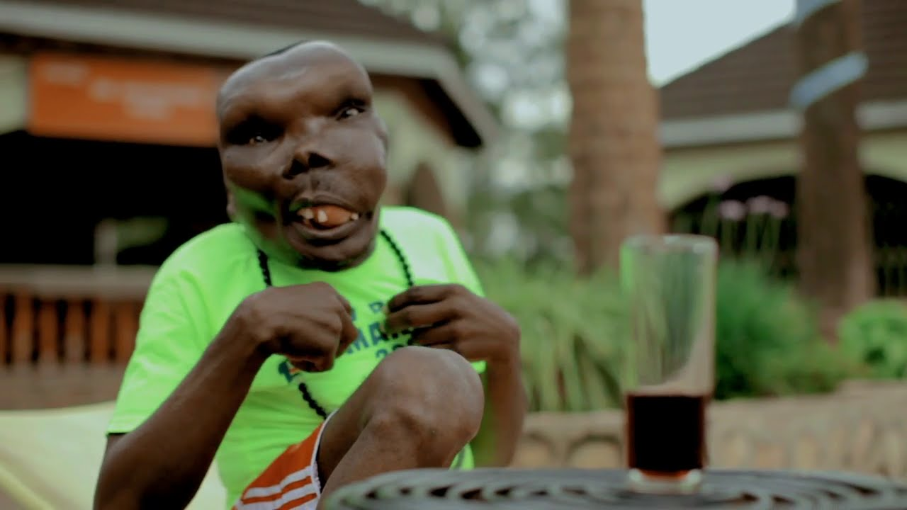 This is Uganda's Ugliest Man: He has 8 Children and Just ...