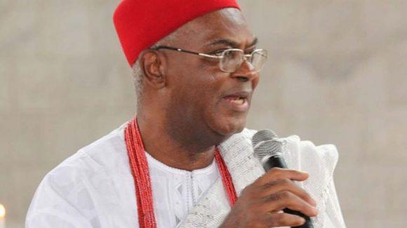 Obi of Onitsha, Alfred Nnaemeka Achebe