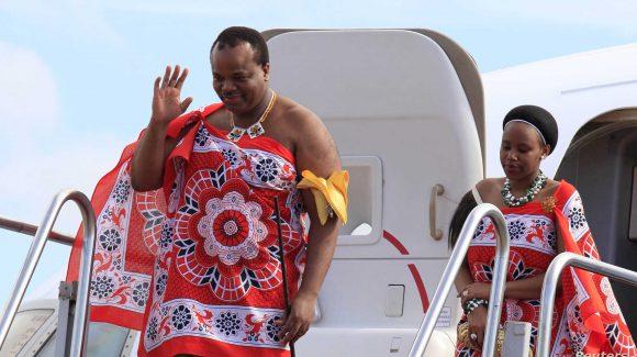 King Mswatini III