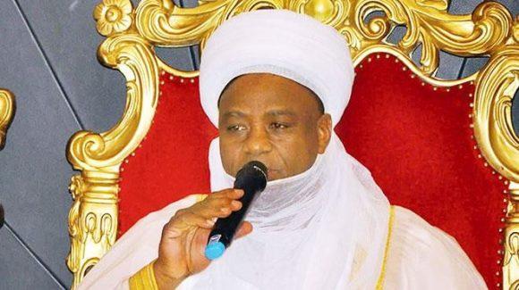 Sultan Sa'ad Abubakar of Sokoto
