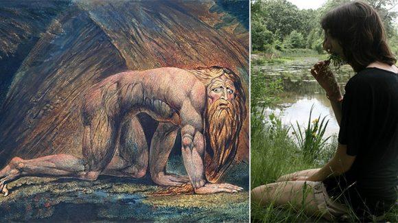 king nebuchadnezzar boanthropy